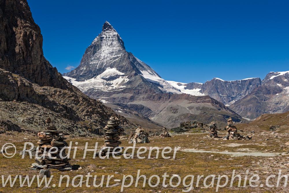 Matterhorn von Rotenboden