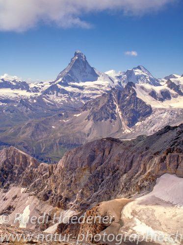 Matterhorn vom Mettelhorn