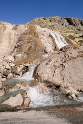Wasserfall Grimselsee