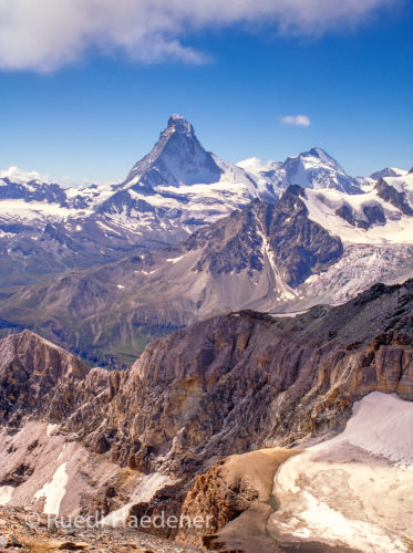 Matterhorn von Mettelhorn