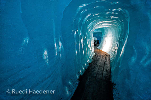 Gletschergrotte Furka