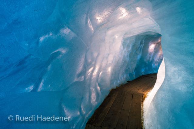 Gletschergrotte Rhonegletscher