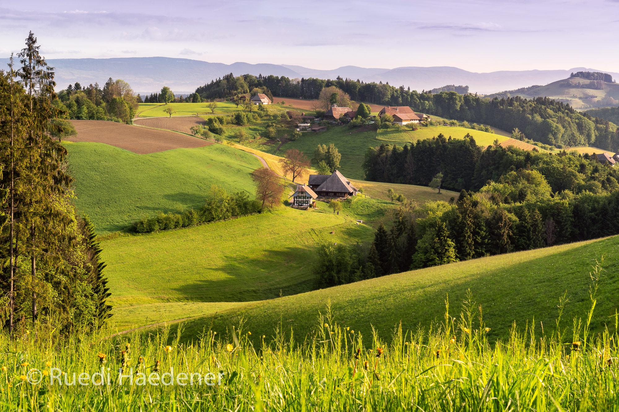 Emmentaler Landschaft
